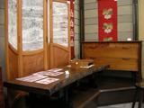 (株)神谷家具 展示の様子