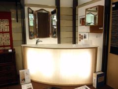 木村商事 展示の様子