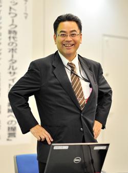 加藤忠宏 氏