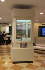 富士山静岡空港展示コーナー