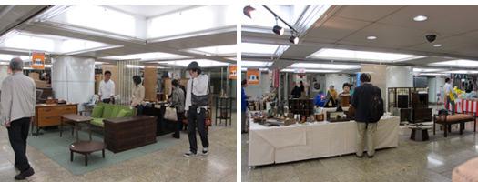 第11回静岡市の特産品東京展示会の様子