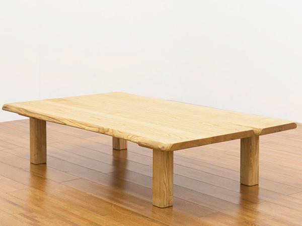 (有)勝見木工 座テーブル