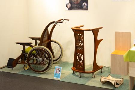 THE CLASSIC 木製(車椅子、歩行器、健康器具)シリーズ (有)谷口工芸