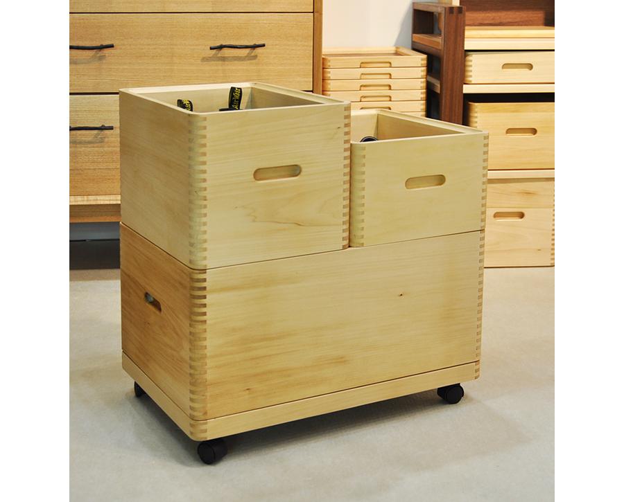 (有)市川木工 大人の道具箱