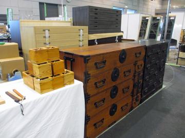 (株)神谷家具 産業フェアしずおか2020